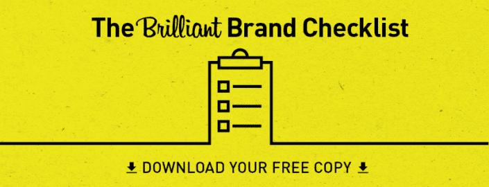 Brilliant Brand Checklist
