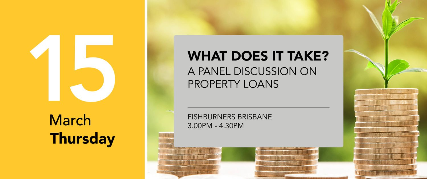 Property Loans Networking Event