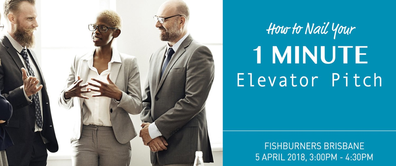 Elevator Pitch, marketing