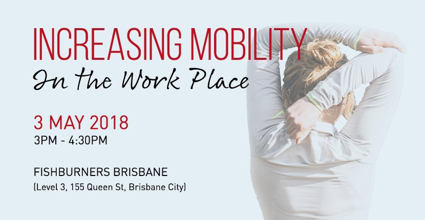 networking connexions event Increasing Mobility In the Work Place