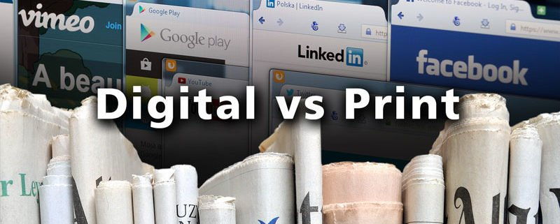 12 Aug Traditional and Digital Media 1