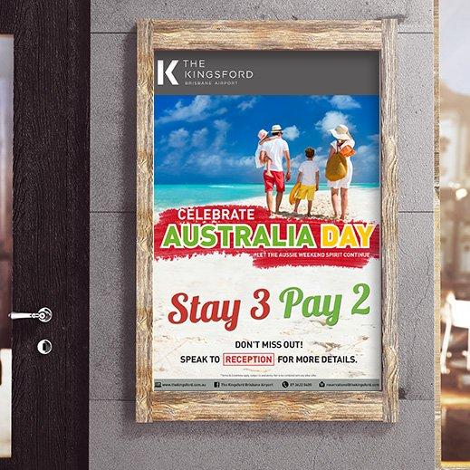 portfolio kingsford poster