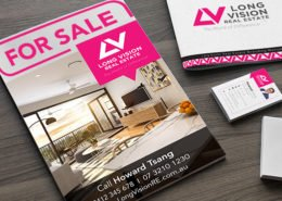 portfolio longvision branding