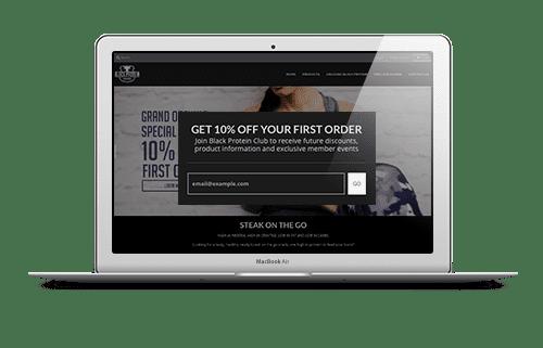 retail website 2 1