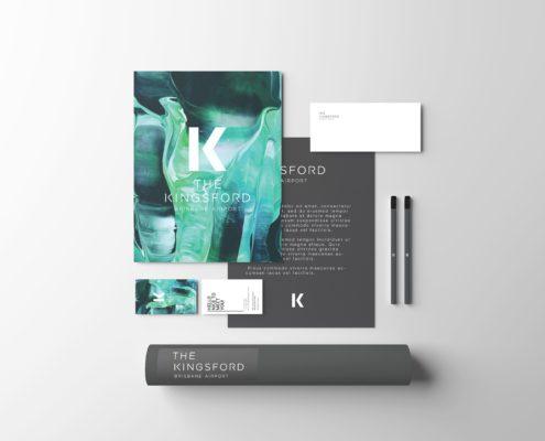 Kingsford Branding Marketing