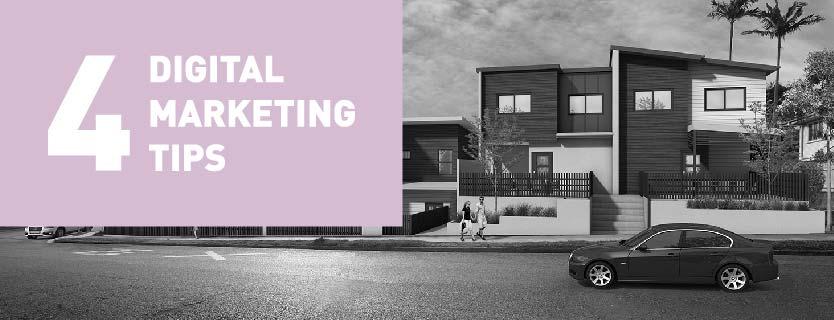 , 4 Digital Marketing Tips to Advance Your Property Marketing Strategies