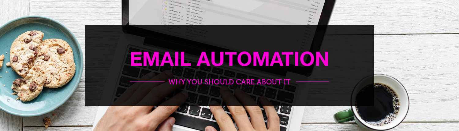web banner email automation